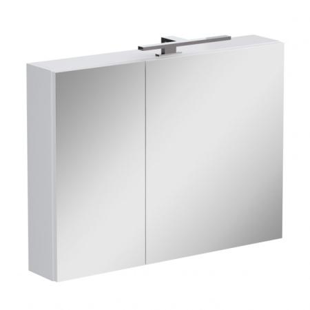 Opoczno Street Fusion Szafka lustrzana 15x80x60 cm z oświetleniem, S801-062