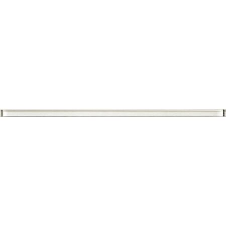 Opoczno Universal Glass Decorations Glass White Border New Listwa dekoracyjna szklana 2x60x1 cm, biała błyszcząca OD660-025