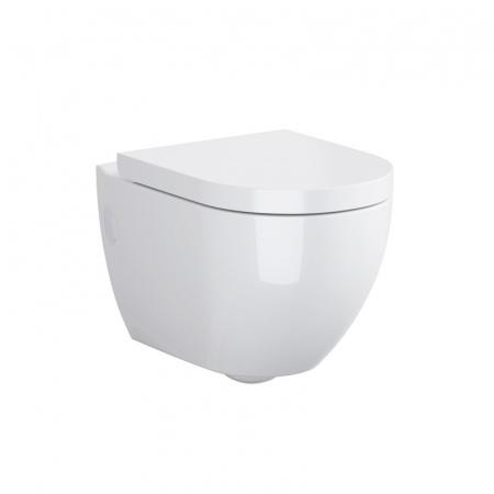 Opoczno Urban Harmony Toaleta WC podwieszana CleanOnbez kołnierza, biała OK580-005-BOX