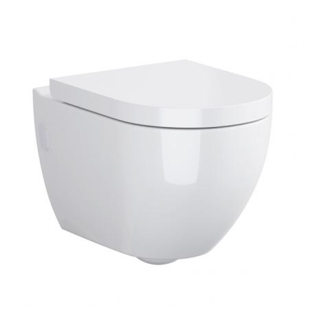 Opoczno Urban Harmony Toaleta WC podwieszana 49,5x35,5 cm, biała OK580-004-BOX