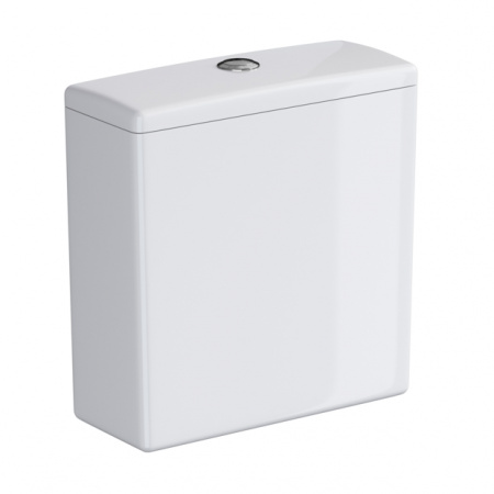 Opoczno Urban Harmony Zbiornik z doprowadzeniem wody z boku, biały OK580-011-BOX