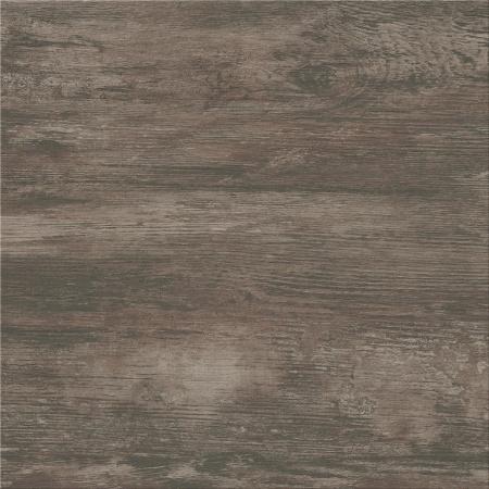 Opoczno Wood 2.0 Brown Płytka podłogowa 59,3x59,3 cm drewnopodobna gresowa, brązowa NT026-002-1