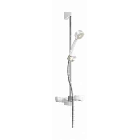 Oras Apollo Zestaw prysznicowy natynkowy biały 520-11