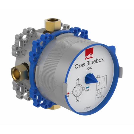 Oras Bluebox Element podtynkowy do baterii wannowo-prysznicowej G1/2, 2080