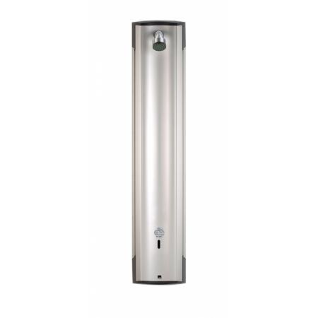 Oras Electra Bezdotykowy panel prysznicowy 6V aluminium/chrom 6661F