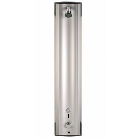 Oras Electra Bezdotykowy panel prysznicowy termostatyczny 12V, aluminium/chrom 6664FT