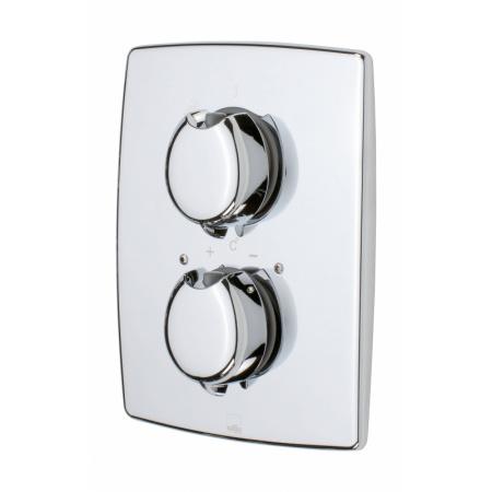 Oras Optima Bateria prysznicowa termostatyczna podtynkowa chrom 7187