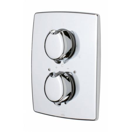 Oras Optima Bateria wannowo-prysznicowa termostatyczna podtynkowa chrom 7188