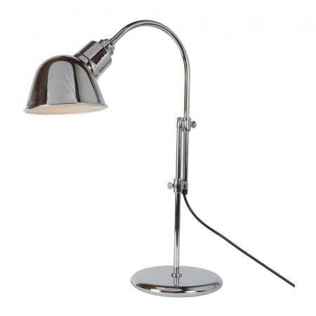 Original BTC Ginger Lampa stołowa 68x16,5 cm IP20 E27 GLS, chrom FT082CH