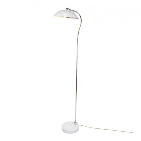 Original BTC Hugo Lampa stojąca 160x50 cm IP20 E27 GLS, biała FF418W