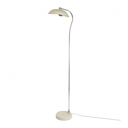 Original BTC Hugo Lampa stojąca 160x50 cm IP20 E27 GLS, kremowa FF418C