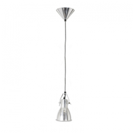 Original BTC Stirrup 1 Lampa wisząca 21x11 cm IP20 E27 GLS, aluminiowa FP202N