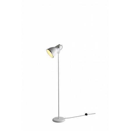 Original BTC Stirrup 2 Lampa stojąca 157x36 cm IP20 E27 GLS, biała FF524WG