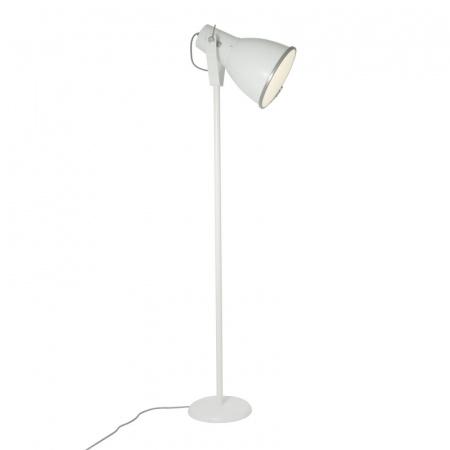 Original BTC Stirrup 3 Lampa stojąca 182x46 cm IP20 E27 GLS, biała FF079W
