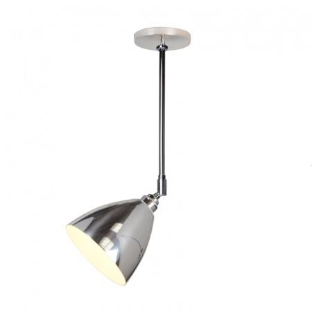 Original BTC Task Lampa sufitowa 57,5x16 cm IP20 E27 GLS, polerowany aluminiowa FC394LP