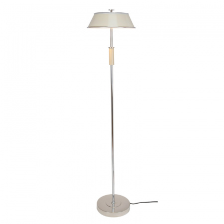 Original BTC Victor Lampa stojąca 135x31,5 cm IP20 E27 GLS, kremowa FF408C