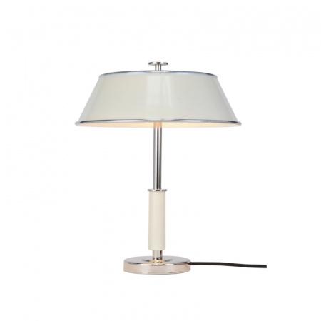 Original BTC Victor Lampa stołowa 39x31,5 cm IP20 E27 GLS, kremowa FT407C