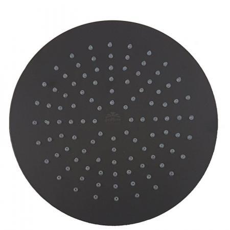 Paffoni Stick Master Deszczownica 22,5 cm czarny mat ZSOF074NO