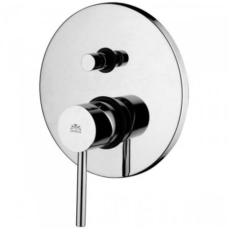 Paffoni Stick Jednouchwytowa bateria wannowo-prysznicowa podtynkowa chrom SK015CR