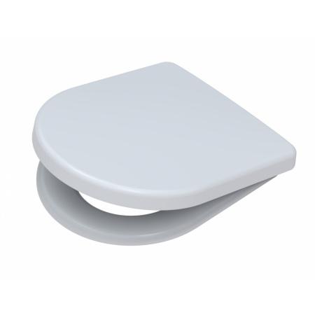 Pagette Subline Deska wolnoopadająca alternatywna do deski VIlleroy & Boch Subway 9M55S101, biała 795370902