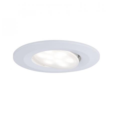 Paulmann Calla Oprawa oświetleniowa wbudowana ruchoma biały mat 99930