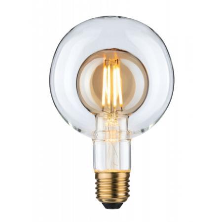 Paulmann Inner Shape Żarówka LED złoty/przezroczysty 28769