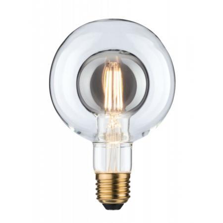 Paulmann Inner Shape Żarówka LED przydymiony/przezroczysty 28766