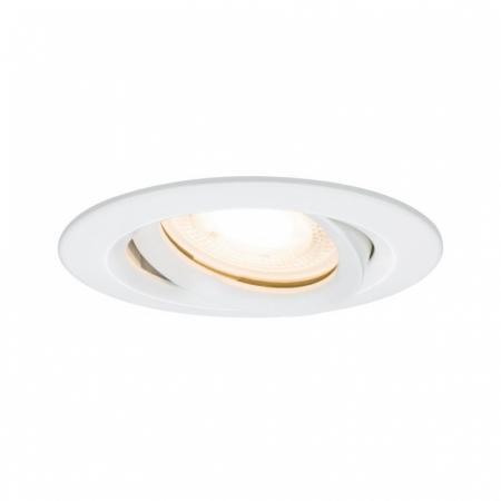 Paulmann Nova Oprawa oświetleniowa wbudowana ruchoma biały mat 93661