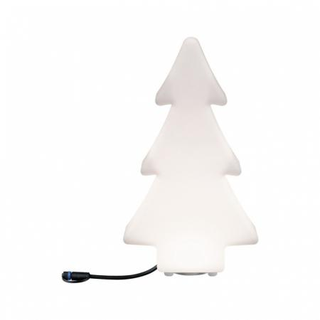 Paulmann Outdoor Plug and Shine Choinka Oprawa oświetleniowa zewnętrzna  biała 94185