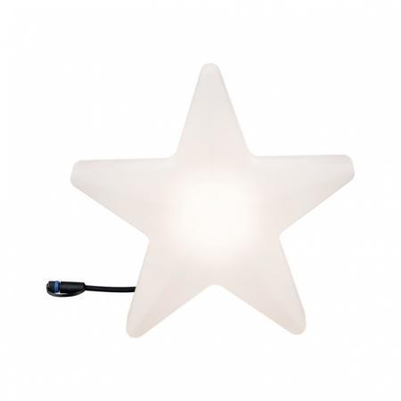 Paulmann Outdoor Plug and Shine Gwiazda Oprawa oświetleniowa zewnętrzna  biała 94184