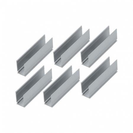 Paulmann Outdoor Plug and Shine Neon Strip Klipsy montażowe 94215