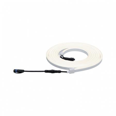 Paulmann Outdoor Plug and Shine Neon Strip Taśma LED 500 cm biała 94191