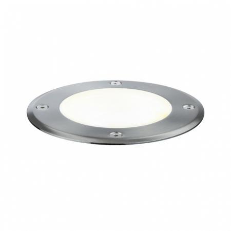 Paulmann Outdoor Plug and Shine Oprawa wpuszczana ruchoma zewnętrzna  srebrna 93908
