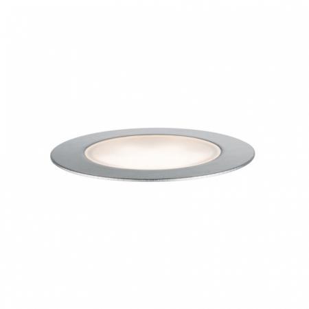 Paulmann Outdoor Plug and Shine Spot Floor Eco Oprawa wpuszczana zewnętrzna  srebrna 93953