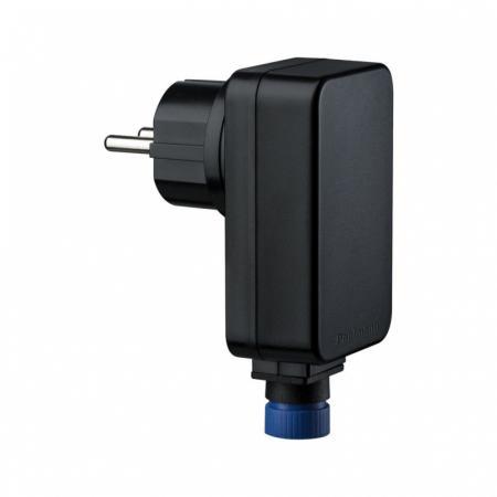 Paulmann Outdoor Plug and Shine Zasilacz 21W czarny 98848