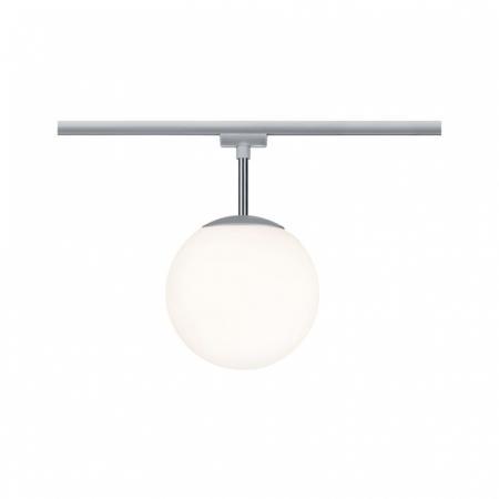 Paulmann URail Ceiling Globe Small Oświetlenie szynowe chrom mat/opal 97602