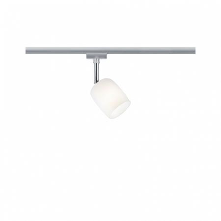Paulmann URail System Spot Blossom Oświetlenie szynowe LED chrom mat 95337