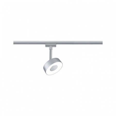 Paulmann URail System Spot Circle Oświetlenie szynowe LED chrom mat 95271