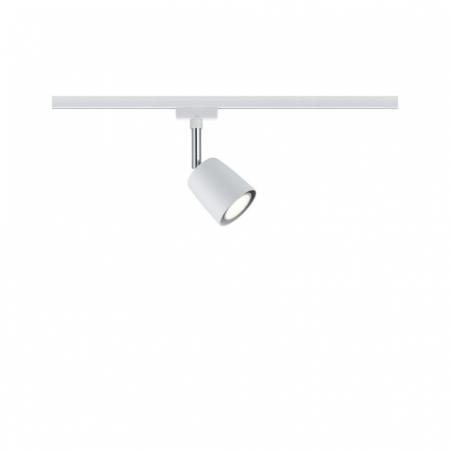 Paulmann URail System Spot Cover Oświetlenie szynowe LED biały/chrom 95336