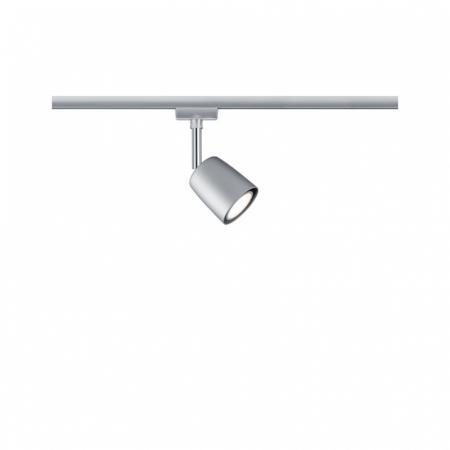 Paulmann URail System Spot Cover Oświetlenie szynowe LED chrom mat 95335