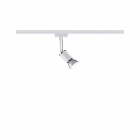 Paulmann URail System Spot Pure II Oświetlenie szynowe LED biały/chrom 95333