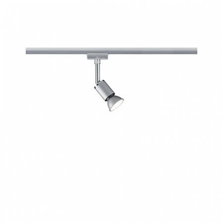 Paulmann URail System Spot Pure II Oświetlenie szynowe LED chrom mat 95331