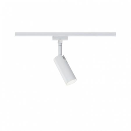 Paulmann URail System Spot Tubo Oświetlenie szynowe białe 95507