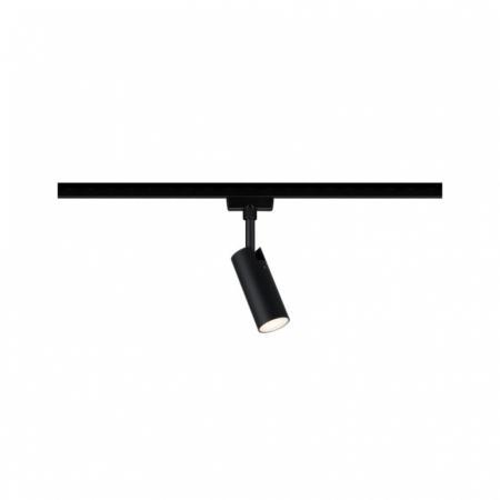 Paulmann URail System Spot Tubo Oświetlenie szynowe czarny mat 96917