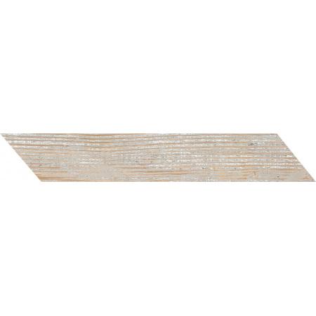 Peronda Argila Melrose Silver ARR.1 Płytka podłogowa 9x51 cm, srebrna 22202
