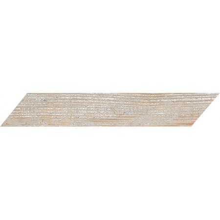 Peronda Argila Melrose Silver ARR.2 Płytka podłogowa 9x51 cm, srebrna 22204