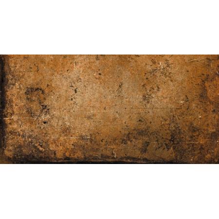 Peronda Argila Williamsburg M Gres Płytka podłogowa 10x20 cm, brązowa 19291