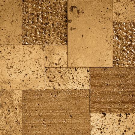 Peronda Atelier Sand Gold Mozaika ścienna 30x30 cm, złota 15751