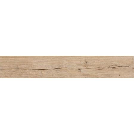 Peronda Foresta Mumble-H Gres Płytka podłogowa 20x122,5 cm, kremowa 17848