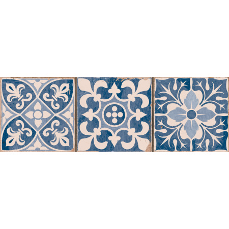 Peronda FS Faenza A Listwa podłogowa 11x33 cm, niebieska 13714
